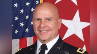 General HR McMaster is Donald Trump's new national security adviser.