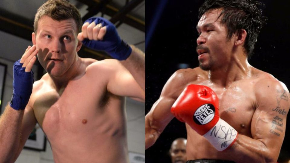Jeff Horn's fight and Manny Pacquiao