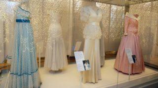 Pincess diana's dresses