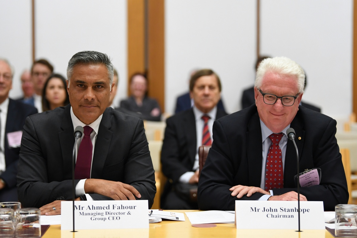 We made a mistake': Australia Post chair on pay