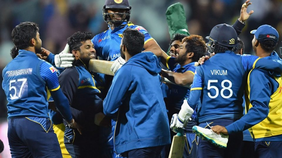 Another Adelaide dead-rubber as Sri Lanka stitch up T20 series