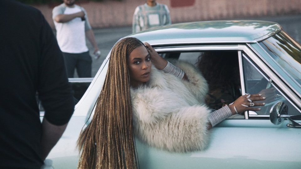 Beyonce uses the words of rapper Messy Mya in her hit song, 'Formation'.