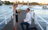 Brad, 20, proposes to Courtney, 18, setting off a disastrous sequence of events.