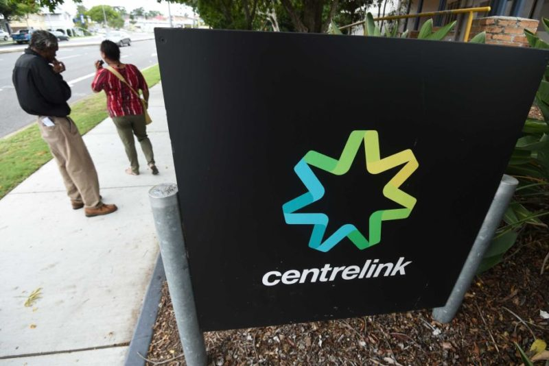 Centrelink strike