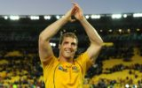 Dan Vickerman at the 2011 World Cup