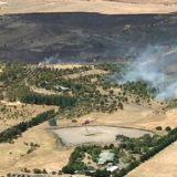 grass fire melbourne