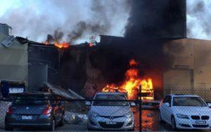Essendon plane crash
