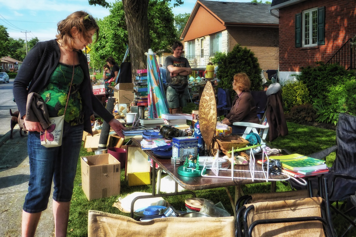 Consider putting any money made, even it be through a garage sale, into your super account