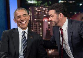 Jimmy Kimmel Barack Obama