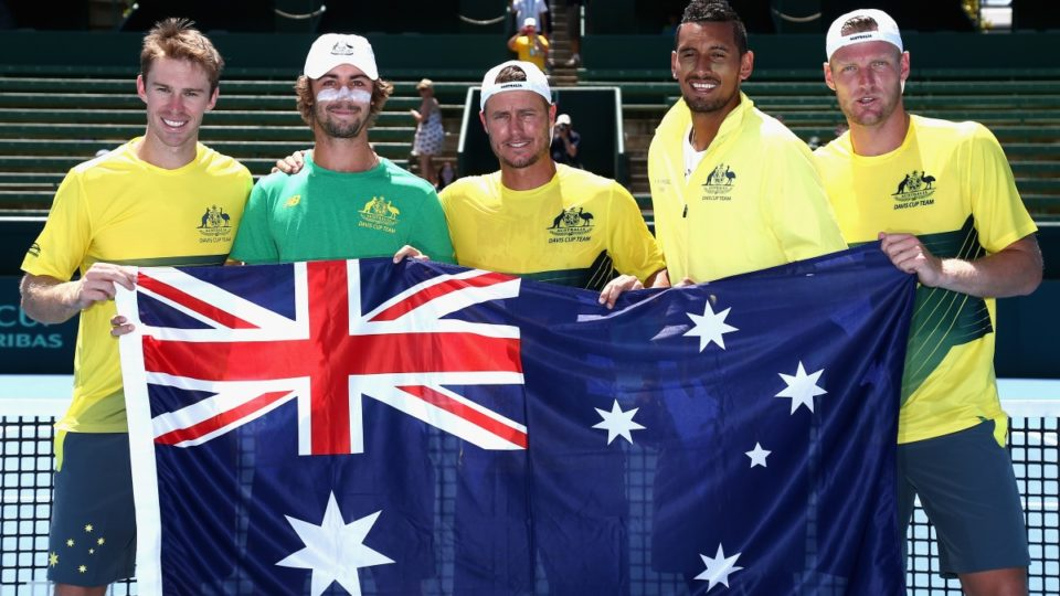 Davis Cup Kooyong Australian