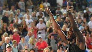 Usain Bolt Melbourne nitro