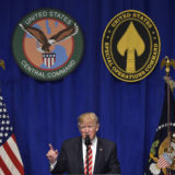 Trump accuses media of not reporting terror incidents