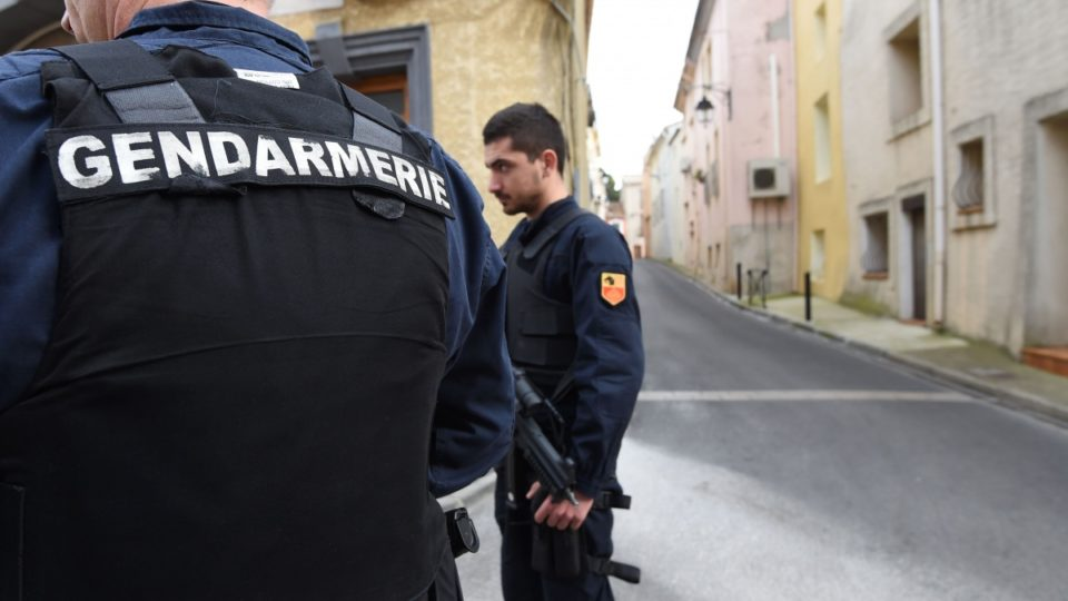 Explosives seized in raid in France, teen among 4 arrested