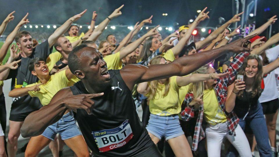 Usain Bolt Nitro series