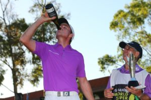 Brett Rumford golf Perth