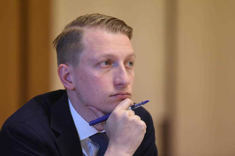 james paterson liberal party