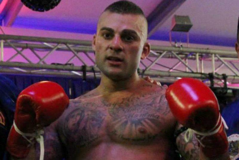 Kickboxer Antonio Bagnato