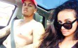Lionel Patea and Tara Brown