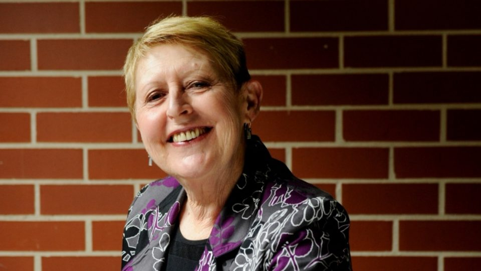 Mem Fox said she had never been spoken to with 'such insolence' by US Customs and Border Protection officers. Photo: AAP
