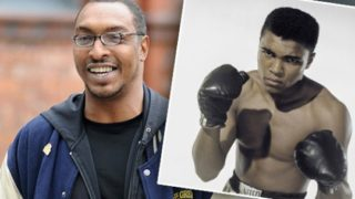 Muhammad Ali Jr, son of one of the most famous Americans of the past century, was reportedly asked by customs officials where he came by his name. customs