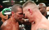 Danny Green is still livid at a cheap shot by Anthony Mundine early in their fight.