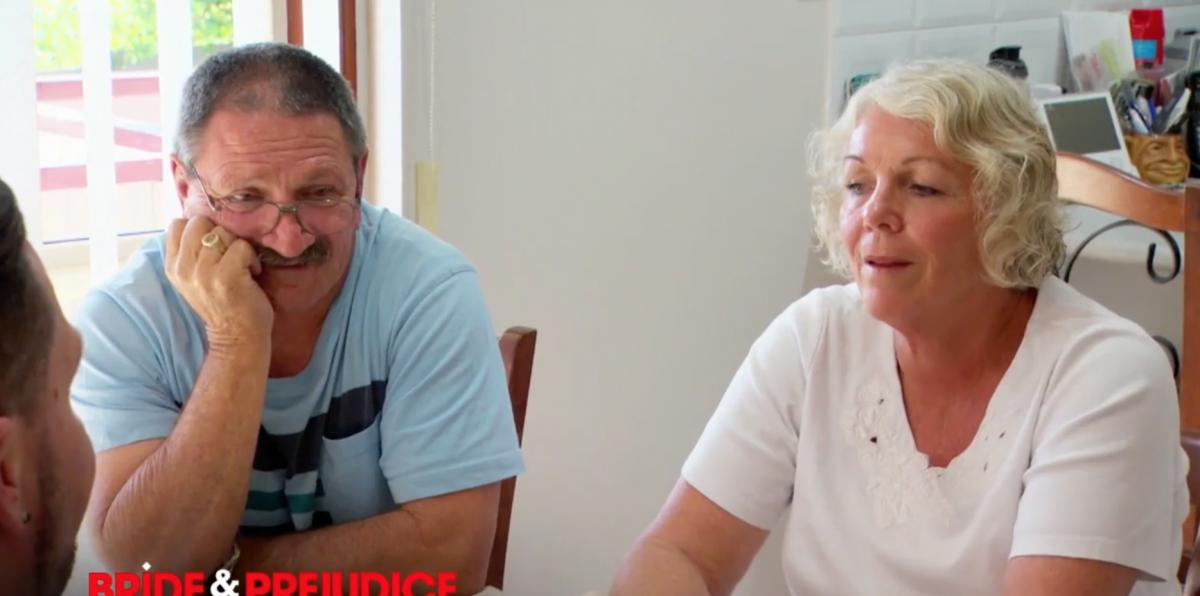 bride and prejudice parents