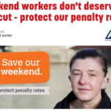 penalty rates petition