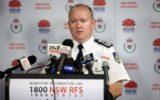NSW bushfire