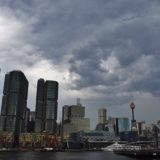 NSW thunderstorms