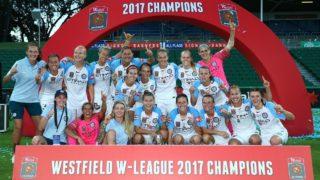 W-League champions Melbourne City