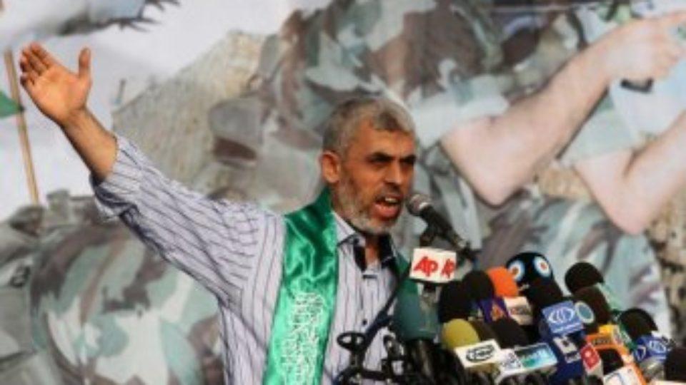 Yihiya Sinwar Hamas