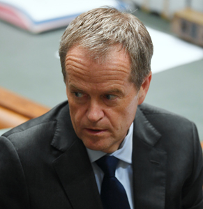 Bill Shorten attempted to table a private member's bill to save penalty rates, but the Coalition voted to stop him. Photo: AAP