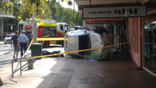 chatswood crash
