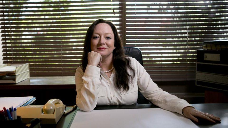 Mandy McElhinney as Gina Rinehart