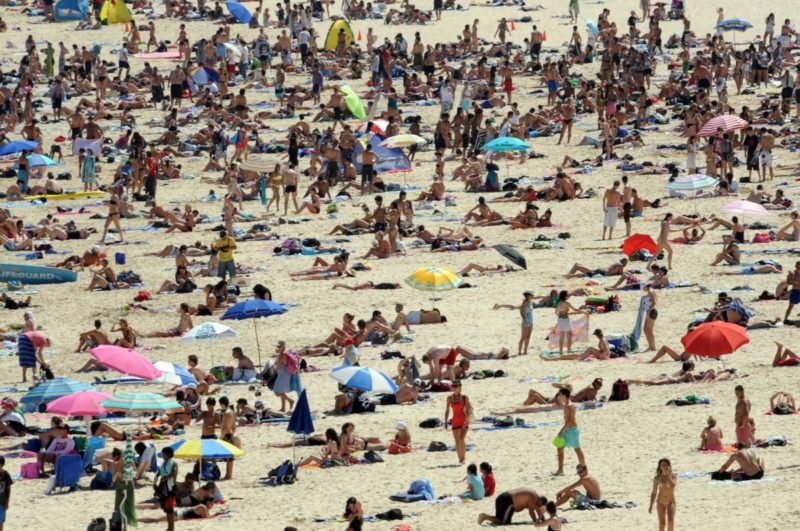 heatwave Australia