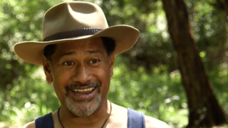 Jay Laga'aia Was booted off I'm a Celebrity, but made a miraculous return.