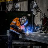 manufacturing worker