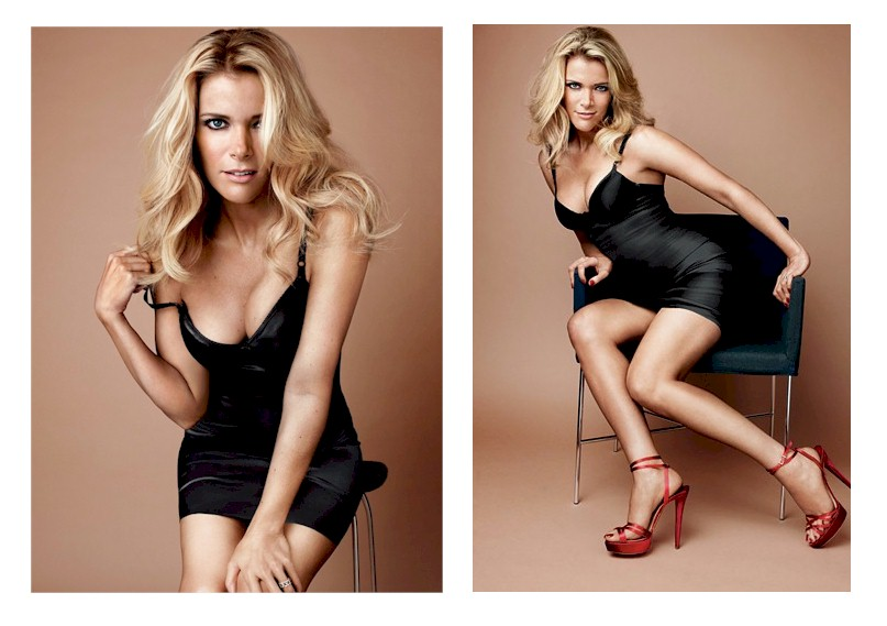 Megyn Kelly in the pages of GQ magazine.