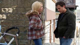Michelle Williams and Casey Affleck pack an emotional punch in Manchester by the Sea.