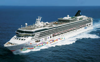 Norwegian Star cruise ship Melbourne