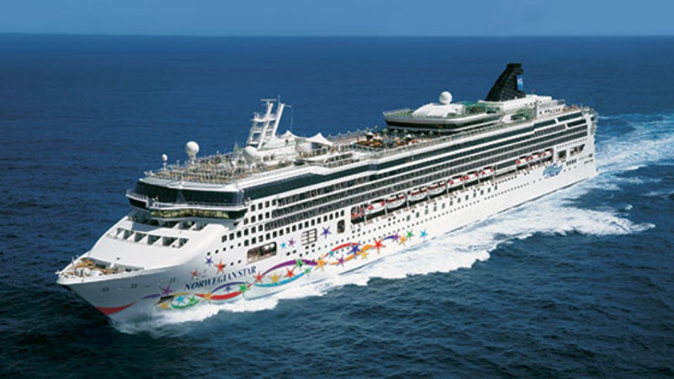 Norwegian Star cruise ship Melbourne