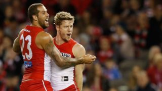 Swans fined