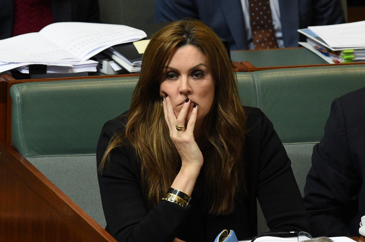 Peta Credlin is sick and tired of tie-free MPs. Photo: AAP