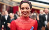 Best Actress nominee Ruth Negga used her big moment to support the ACLU.