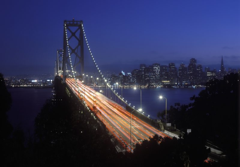San Francisco, California's Golden Gate Bridge. Photo: Moodboard