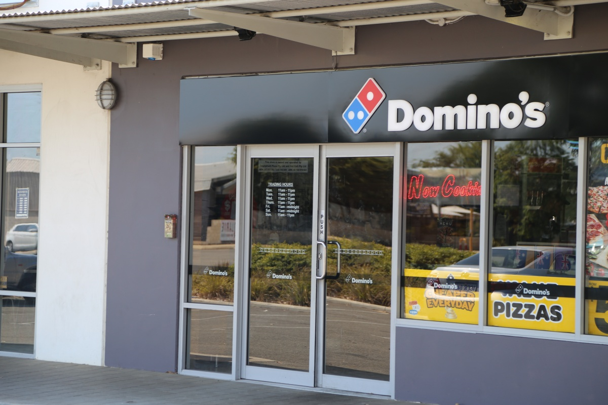 whyalla dominos