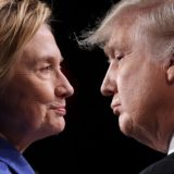 Who will play Donald Trump and Hillary Clinton is anyone's guess.