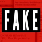 Disputed content shared on Facebook will come with a 'fake news' disclaimer.