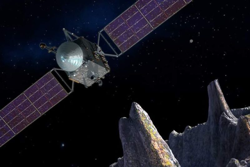16 Psyche Asteroid1