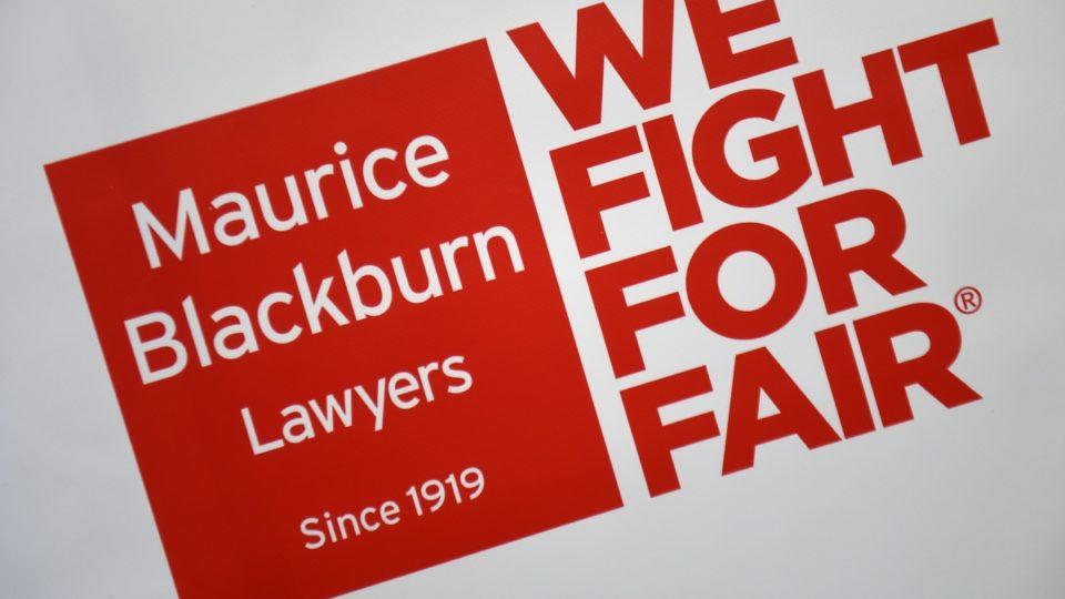 Blackburn fights back.